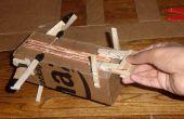 Papier Flugzeug Armbrust Launcher