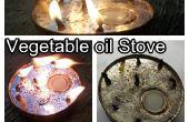 Pflanzliches Öl Ofen, innen-und Außenbereich!