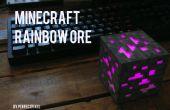 Minecraft-Regenbogen-Erz-Lampe
