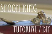 Ring - DIY Tutorial Löffel