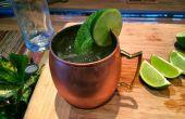 Wie erstelle ich das perfekte Sommer-Cocktail: Kentucky Mule