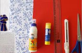 DIY-Handwerk: Wie erstelle ich Papier Cupcake Schokolade Box