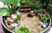 DIY Miniaturgarten