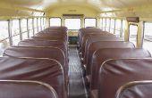Mehr auf lange Busfahrten zu bleiben