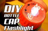 DIY-Bottle Cap Taschenlampe