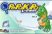 Gewusst wie: verwenden Sie Pepakura Viewer