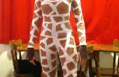 Wie erstelle ich eine preiswerte Giraffe Kostüm