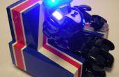 Sir Kitt, Roboter-TV-Moderatorin
