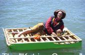 Malte Matratze überleben Boot