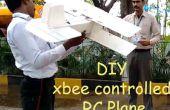 FLEXIBLE XBEE gesteuerte Flugzeug