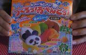 Wie erstelle ich Kracie Japanisch weiche Süßigkeit