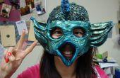 Jede Form Papier Pappmaché Maske erstellen