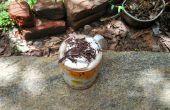 Einfache DIY Frappuccino