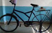 Gesundheit Überwachung und Batterieladung Fahrrad