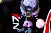 Mass Effect-häkeln: Tali'Zorah