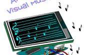 Arduino + TFT = visuelle Musik