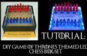 Game of Thrones Themen LED Chess Box