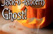 Jack O Lantern Ghost!