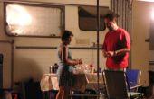 600/300 Lumen Lithium-Ionen-camping Lampe