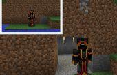 Super-geheime Tür in Minecraft