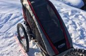 XC Ski-Set für Fat Bike