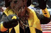"""Wie erstelle ich eine Kostüm (gelbe Laterne) Sinestro Corp. """"Scarecrow"""""""