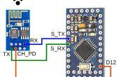 Esp8266 Wetterstation mit Arduino-#2-Software