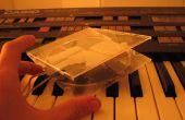 Redneck MIDI sustain Pedal - DIY