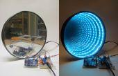 Arduino-gesteuerte RGB LED Unendlichkeit Spiegel