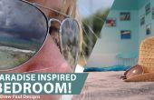 Paradies inspiriert Schlafzimmer!