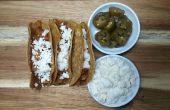 Würzige Kürbis-Tacos (in 20 Minuten)