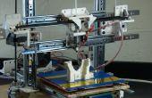 Ein low-cost-3D-Drucker mit einfachen Werkzeugen