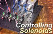 Ein Magnetventil mit Arduino zu steuern