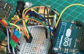 Die ESP8266 Teil 3 - auslösende Arduino LEDs aus der Ferne