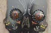 Gravur von Stahl mit Dremel Rotary Tools