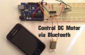 Arduino - Steuerung Gleichstrommotor per Bluetooth