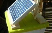 S.P.R.E.E. (Solar Photovoltaik erneuerbare Elektron Encapsulator), kompakt, langlebig und Portable Solar Energy Generator