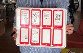 Mobile Apps über das Prototyping-Whiteboard-Design