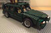 Lego Auto Fernbedienung (1997 Volvo 850)