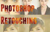 Photoshop Retusche | Glättung der Haut, Auge Enhancement und göttliche Verhältnis
