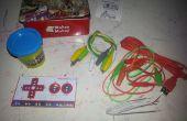 MakeyMakey + PlayDoh + Pac-Mann = Hackerspace endlosen Spaß MakerBar