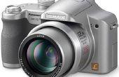 Konvertieren einer Lumix DMC FZ-7 Kamera Infrarot