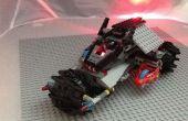 Wie erstelle ich ein Lego-Wolf-Fahrzeug