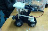 Autonome Arduino-Auto mit Infrarot-Annäherungssensor
