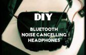 DIY Noise Cancelling Bluetooth Kopfhörer