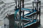 Perpetuum Mobile: Die reale Version des M.C.Escher Wasserfall