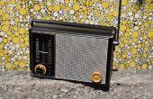 Wie zu reparieren und wieder zu beleben ein Amerikaner gemacht Zenith Transistorradio.