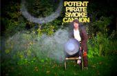 Potenten Piraten Smoke Ring Cannon