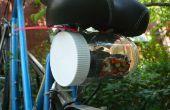 Kunststoff Jar Fahrrad Satteltasche