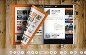 Wie erstelle ich einen Flash-E-Katalog mit Seitenwechsel Wirkung